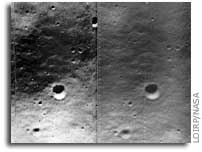 Lunar Orbiter Image Recovery Project: Comparing USGS, LPI, and LOIRP Image Resolution