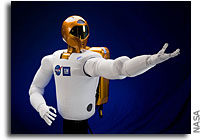 NASA to Launch Human-Like Robot to Join Space Station Crew